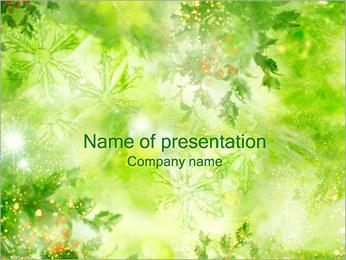 Hojas Plantillas de Presentaciones PowerPoint