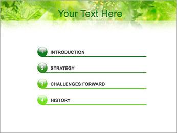 Hojas Plantillas de Presentaciones PowerPoint - Diapositiva 3