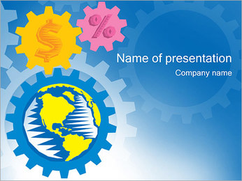 Global Cooperation PowerPoint Template