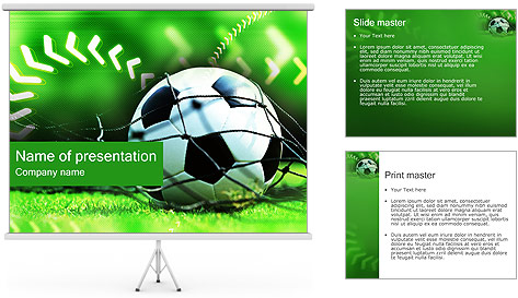 Football PowerPoint Template Backgrounds ID 0000000376 – Football Powerpoint Template