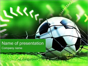 Футбол Шаблоны презентаций PowerPoint