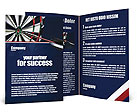 Darts Brochure Templates