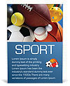 Sport Ad Template