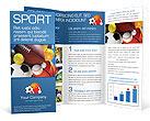 Sport Les brochures publicitaire