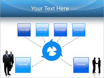 Negociaciones Plantillas de Presentaciones PowerPoint - Diapositiva 10