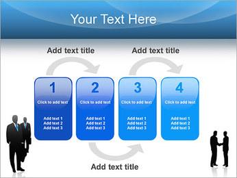 Negociaciones Plantillas de Presentaciones PowerPoint - Diapositiva 11
