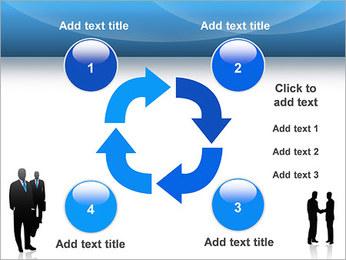Negociaciones Plantillas de Presentaciones PowerPoint - Diapositiva 14