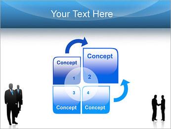 Negociaciones Plantillas de Presentaciones PowerPoint - Diapositiva 5