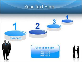 Negociaciones Plantillas de Presentaciones PowerPoint - Diapositiva 7