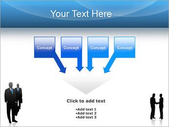 Negociaciones Plantillas de Presentaciones PowerPoint - Diapositiva 8