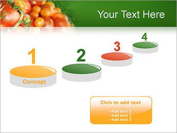 Tomate Modèles des présentations  PowerPoint - Diapositives 7