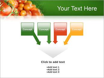 Tomate Modèles des présentations  PowerPoint - Diapositives 8