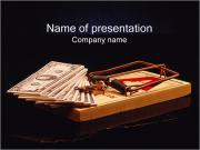 Fraude monetária Modelos de apresentações PowerPoint