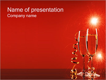 Celebration PowerPoint Template
