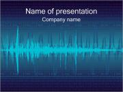 Digital Sound PowerPoint-Vorlagen