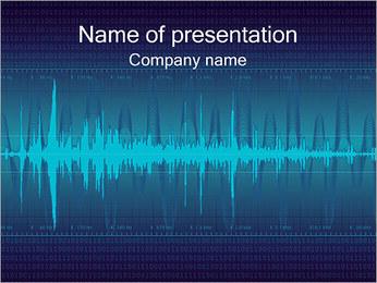 Digital Sound Modèles des présentations  PowerPoint - Diapositives 1