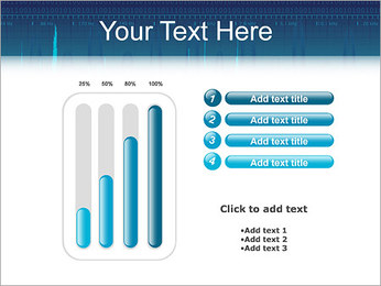 Digital Sound Modèles des présentations  PowerPoint - Diapositives 18