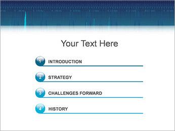 Digital Sound Modèles des présentations  PowerPoint - Diapositives 3