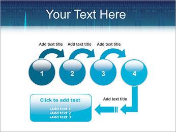 Digital Sound Modèles des présentations  PowerPoint - Diapositives 4