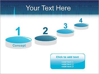 Digital Sound Modèles des présentations  PowerPoint - Diapositives 7