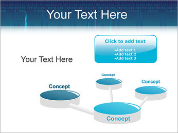 Digital Sound Modèles des présentations  PowerPoint - Diapositives 9