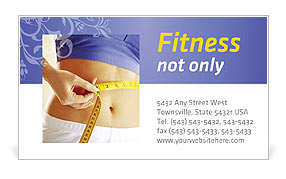 Weight loss business card template design id 0000000403 weight loss business card template colourmoves