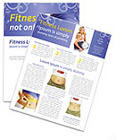 Weight Loss Newsletter Template