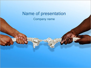 Problém Řešení PowerPoint šablony