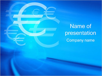 Euro PowerPoint Template