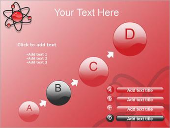 Atom Modèle Modèles des présentations  PowerPoint - Diapositives 15