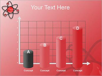 Atom Modèle Modèles des présentations  PowerPoint - Diapositives 21