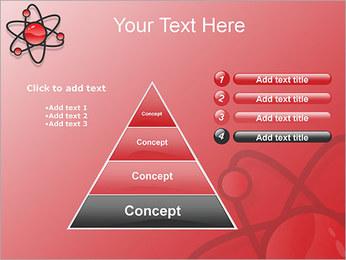 Atom Modèle Modèles des présentations  PowerPoint - Diapositives 22