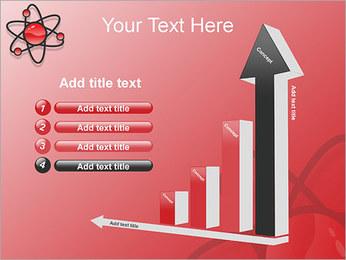 Atom Modèle Modèles des présentations  PowerPoint - Diapositives 6