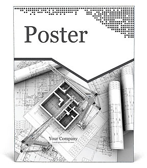 Building Planning Poster Template