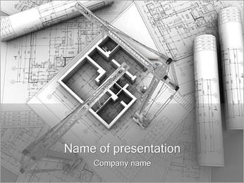 Компоновка здания Шаблоны презентаций PowerPoint