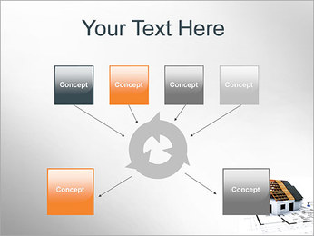 House Building Planejamento Modelos de apresentações PowerPoint - Slide 10