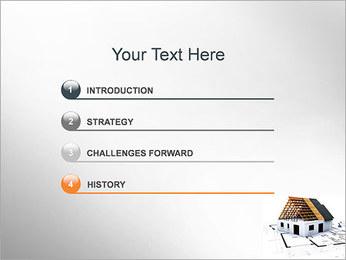 House Building Planejamento Modelos de apresentações PowerPoint - Slide 3