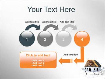 House Building Planejamento Modelos de apresentações PowerPoint - Slide 4