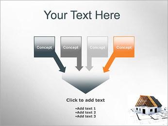 House Building Planejamento Modelos de apresentações PowerPoint - Slide 8