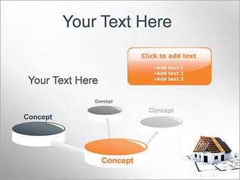 House Building Planejamento Modelos de apresentações PowerPoint - Slide 9