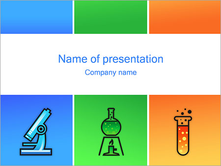 Chemistry Powerpoint Template Amp Backgrounds Id 0000000430