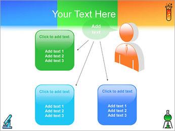 Chimie Modèles des présentations  PowerPoint - Diapositives 12