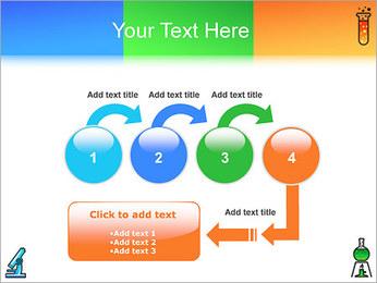 Chimie Modèles des présentations  PowerPoint - Diapositives 4