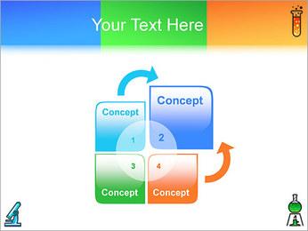 Chimie Modèles des présentations  PowerPoint - Diapositives 5