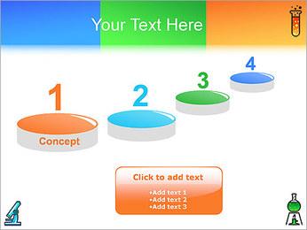 Chimie Modèles des présentations  PowerPoint - Diapositives 7
