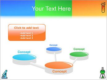 Chimie Modèles des présentations  PowerPoint - Diapositives 9