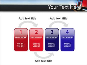 Logistics PowerPoint Template - Slide 11