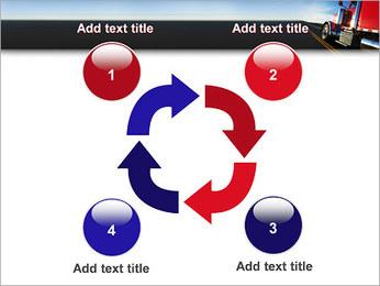 Logistics PowerPoint Template - Slide 14