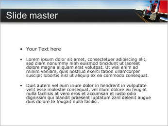 Logistics PowerPoint Template - Slide 2