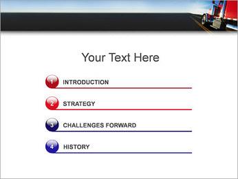 Logistics PowerPoint Template - Slide 3